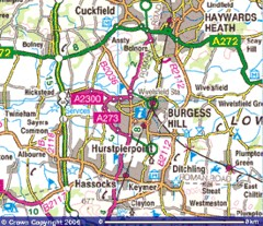Haywards Heath Burgess Hill Hassocks Ditchling